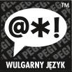 PEGI Wulgarny Język