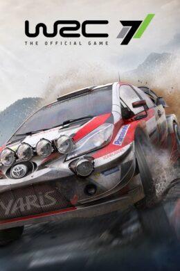 WRC 7: FIA World Rally Championship Steam CD Key