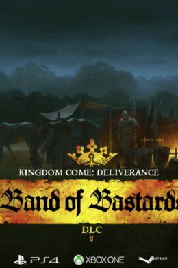 Kingdom Come: Deliverance - Band of Bastards DLC Steam CD Key
