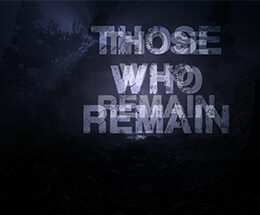 Those Who Remain XBOX One CD Key