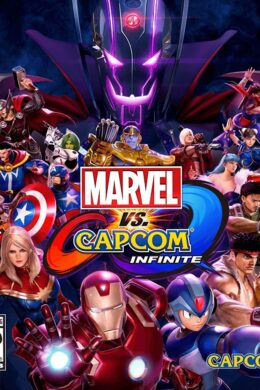 Marvel vs. Capcom: Infinite - Pre-order Bonus XBOX One CD Key