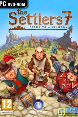 The Settlers 7 Paths to a Kingdom Uplay CD Key