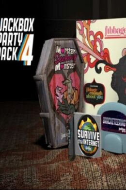 The Jackbox Party Pack 4 Steam Key GLOBAL