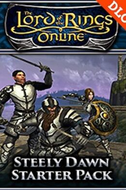 The Lord of the Rings Online: Steely Dawn Starter Pack Steam Key GLOBAL