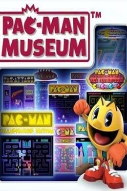 PAC-MAN MUSEUM (PC) - Steam Key - GLOBAL