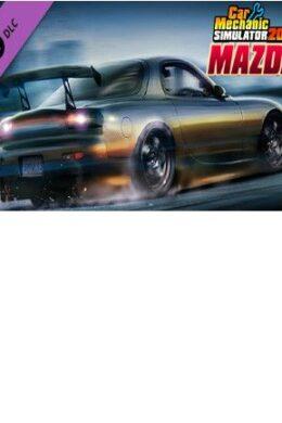 Car Mechanic Simulator 2018 - Mazda Steam Key GLOBAL