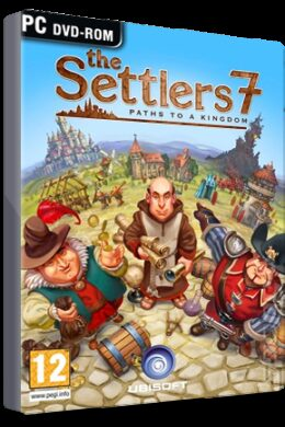 The Settlers 7: Paths to a Kingdom - Gold Edition Ubisoft Connect Key GLOBAL