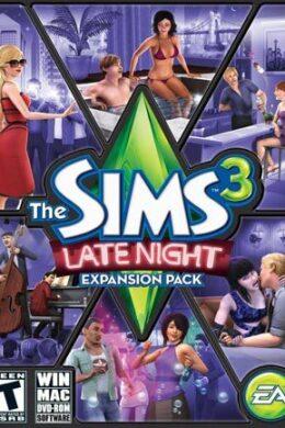 The Sims 3 Late Night Origin Key GLOBAL
