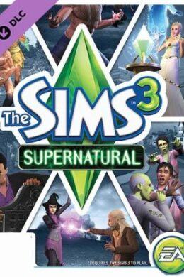 The Sims 3: Supernatural Origin Key GLOBAL