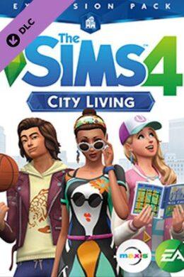 The Sims 4: City Living Origin Key GLOBAL