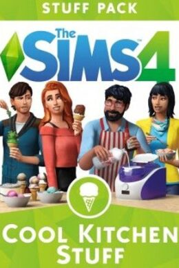 The Sims 4: Cool Kitchen Stuff Origin Key GLOBAL