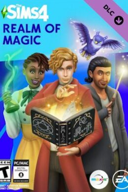 The Sims 4: Realm of Magic (PC) - Origin Key - GLOBAL