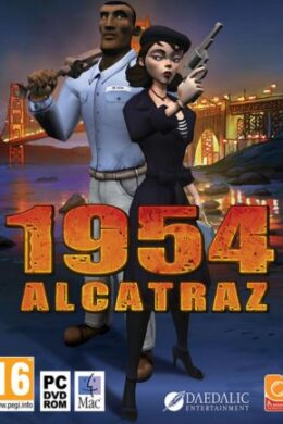 1954 ALCATRAZ Steam Key GLOBAL