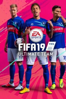 FIFA 19 Ultimate Team FUT Origin GLOBAL 2200 Points PC