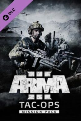 Arma 3 Tac-Ops Mission Pack - Steam Key - GLOBAL