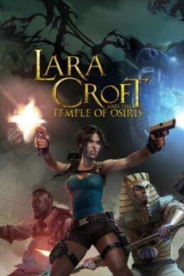 LARA CROFT AND THE TEMPLE OF OSIRIS Steam Key GLOBAL