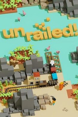 Unrailed! (PC) - Steam Key - GLOBAL
