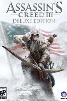 Assassin's Creed III Deluxe Edition Ubisoft Connect Key GLOBAL