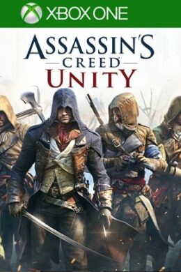 Assassin's Creed Unity Xbox Live Xbox One Key GLOBAL