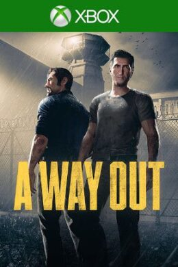 A Way Out (Xbox One) - Xbox Live Key - GLOBAL