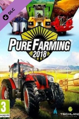 Pure Farming 2018 - Germany Map Steam Key GLOBAL