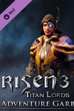 Risen 3: Titan Lords - Adventure Garb Steam Key GLOBAL