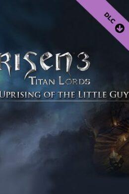 Risen 3: Titan Lords - Uprising of the Little Guys Steam Key GLOBAL