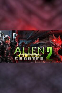 Alien Shooter 2 - The Legend - Steam - Key GLOBAL