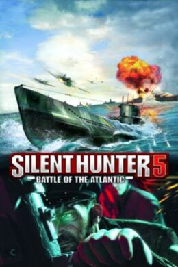 Silent Hunter 5: Battle of the Atlantic Gold Edition Ubisoft Connect Key GLOBAL