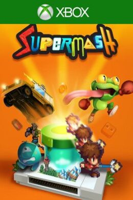 SuperMash (PC) - Epic Games Key - GLOBAL