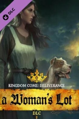 Kingdom Come: Deliverance - A Woman's Lot Steam Key GLOBAL