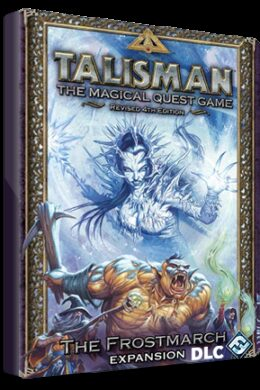 Talisman - The Frostmarch Expansion Steam Key GLOBAL