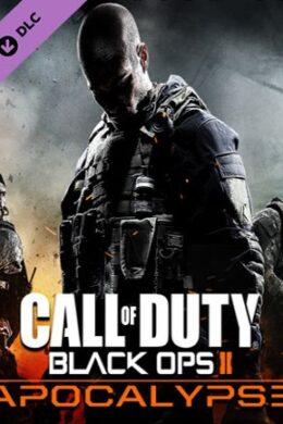Call of Duty: Black Ops II - Apocalypse Steam Key GLOBAL
