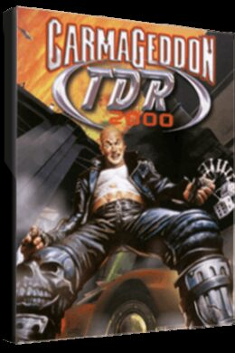 Carmageddon TDR 2000 Steam Key GLOBAL