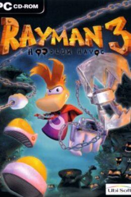 Rayman 3: Hoodlum Havoc GOG.COM Key GLOBAL