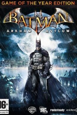 Batman: Arkham Asylum GOTY (PC) - Steam Key - GLOBAL