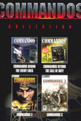 Commandos Pack (PC) - Steam Key - GLOBAL