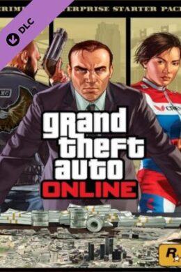 Grand Theft Auto V - Criminal Enterprise Starter Pack (PC) - Rockstar Key - GLOBAL