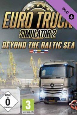 Euro Truck Simulator 2 - Beyond the Baltic Sea (PC) - Steam Key - GLOBAL