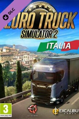 Euro Truck Simulator 2 - Italia Steam PC Key GLOBAL