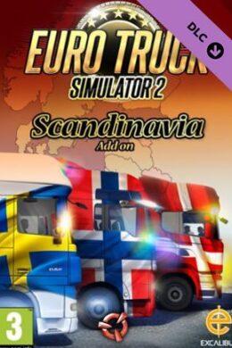 Euro Truck Simulator 2 - Scandinavia Steam Key GLOBAL