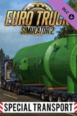 Euro Truck Simulator 2 - Special Transport Steam PC Key GLOBAL
