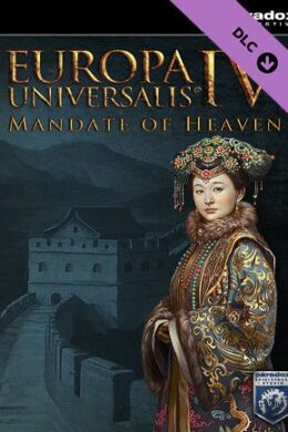 Europa Universalis IV: Mandate of Heaven (PC) - Steam Key - GLOBAL