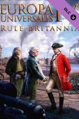 Europa Universalis IV: Rule Britannia (PC) - Steam Key - GLOBAL