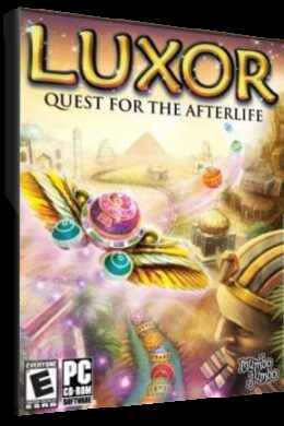 Luxor: Quest for the Afterlife Steam Key GLOBAL