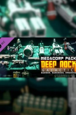 Deep Rock Galactic - MegaCorp Pack (PC) - Steam Key - GLOBAL