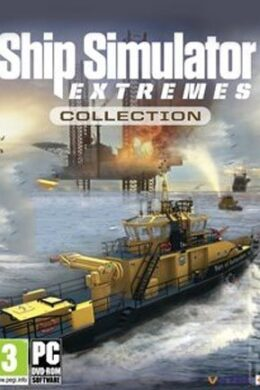 Ship Simulator Extremes Collection Steam Key GLOBAL