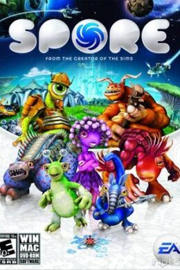 Spore Origin Key GLOBAL