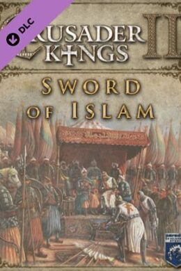 Crusader Kings II - Sword of Islam Steam Key GLOBAL
