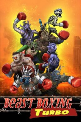 Beast Boxing Turbo Steam Key GLOBAL
